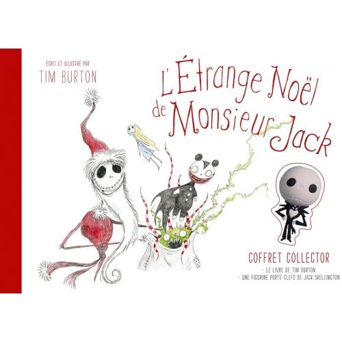 L'étrange Noël de Monsieur Jack Coffret Collector