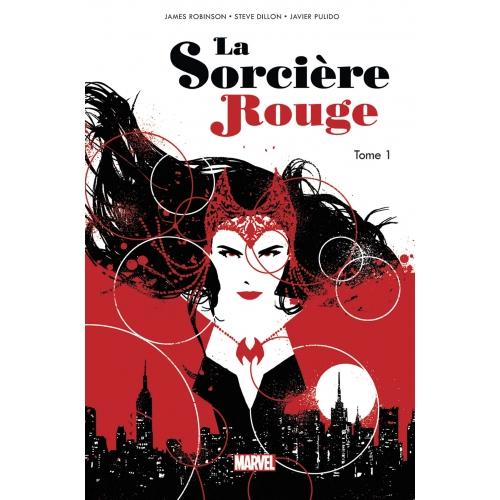 La Sorcière Rouge tome 1(VF)