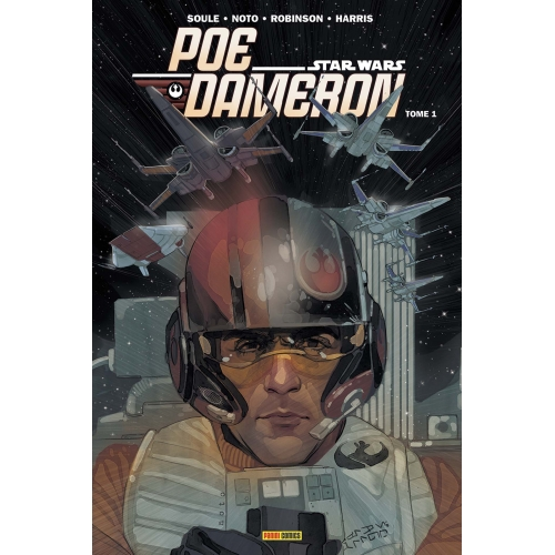 Star Wars : Poe Dameron tome 1 (VF)