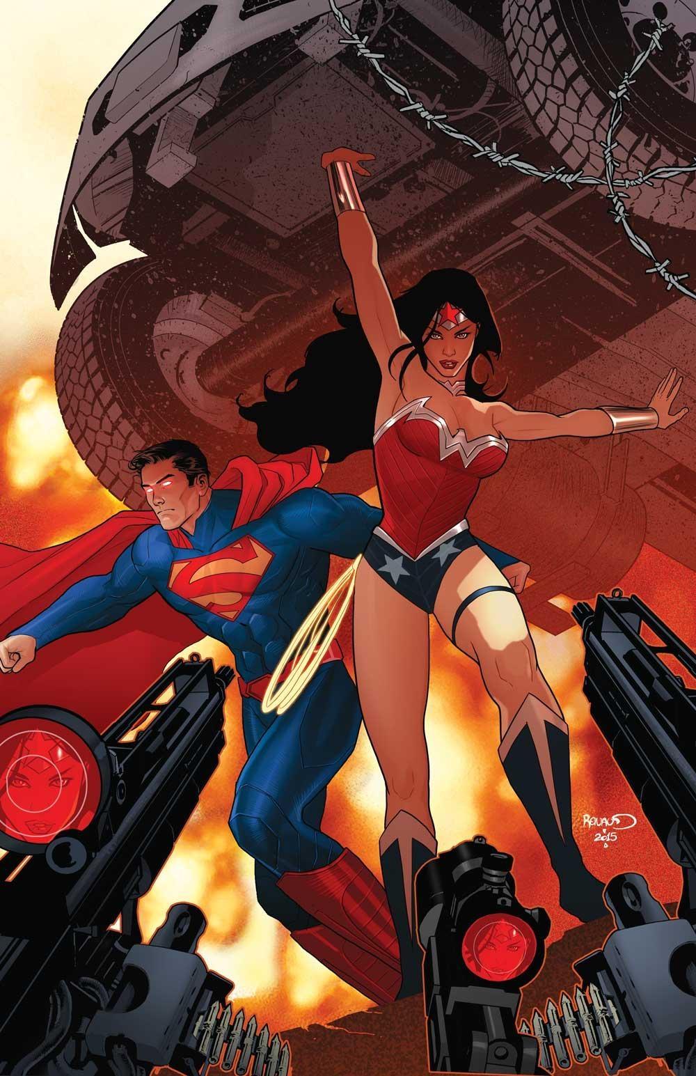 SUPERMAN UNIVERS 11 : Requiem pour un Superman (1/2) (VF)
