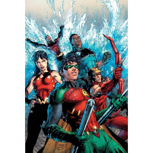 JUSTICE LEAGUE UNIVERS 12 (VF)