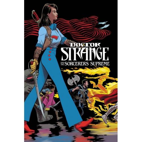 Doctor Strange & The Sorcerers Supreme 4 (VO)