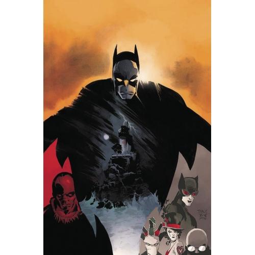 Batman 11 Tim Sale cover (VO)