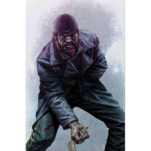 Suicide Squad 6 Lee Bemejo Cover (VO) Jim Lee