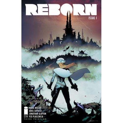 REBORN 1 3rd printing (VO) Mark Millar - Greg Capulllo