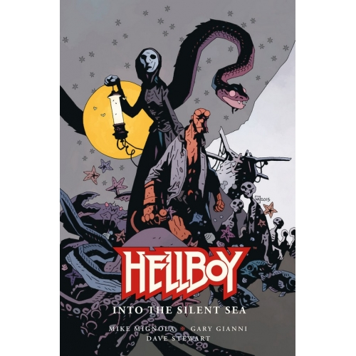 Hellboy: Into the Silent Sea HC (VO)