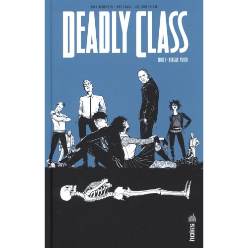 Deadly Class Tome 1 (VF)