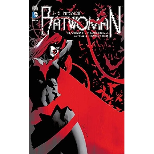 Batwoman Tome 2 (VF)