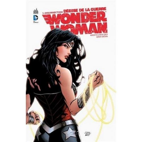 Wonder Woman : Déesse de la Guerre Tome 1 (VF)