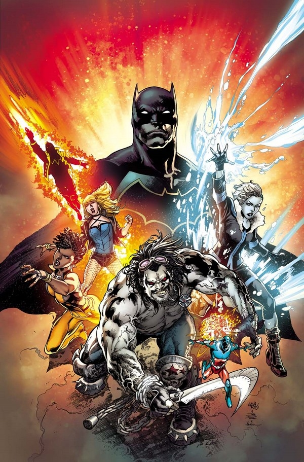 Justice League Of America Rebirth 1 (VO) One-Shot