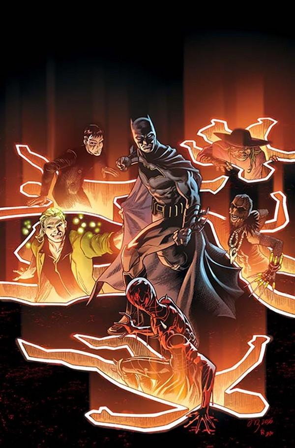 Detective Comics 946 (VO)