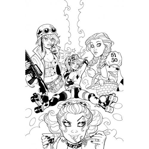 Harley Quinn 9 (VO)