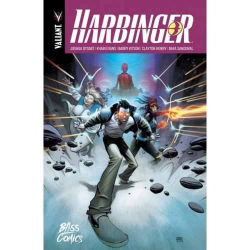 Harbinger Intégrale tome 1 (VF)