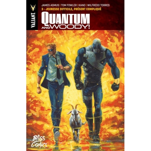 Quantum & Woody tome 3 (VF)