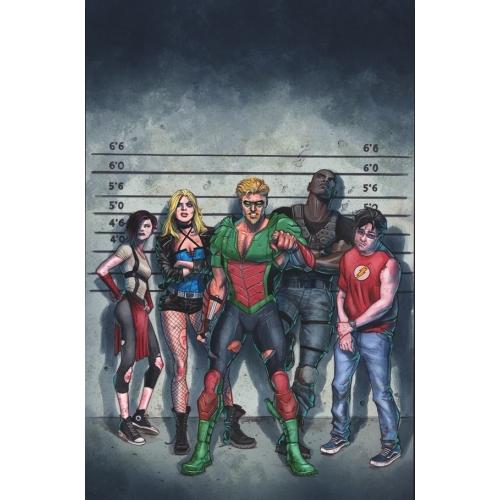 Green Arrow 17 (VO)
