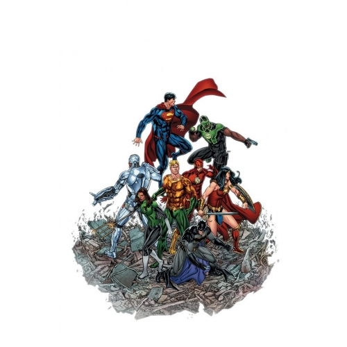 Justice League 15 (VO)