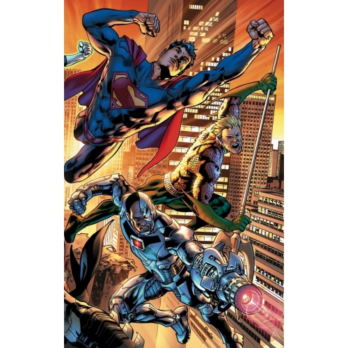JUSTICE LEAGUE OF AMERICA: POWER AND GLORY HC (VO)