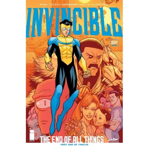 INVINCIBLE 133 (VO)