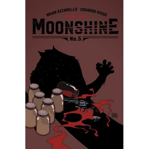 Moonshine 5 (VO) Brian Azzarello - Eduardo Risso