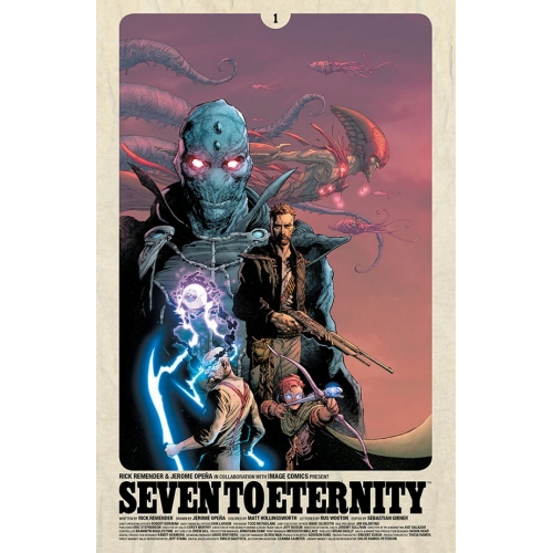 SEVEN TO ETERNITY VOL. 1 TP (VO)