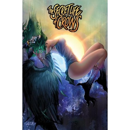 Mini-Print The Secret Life of Crows Série 1 - 1 Ulule Cover
