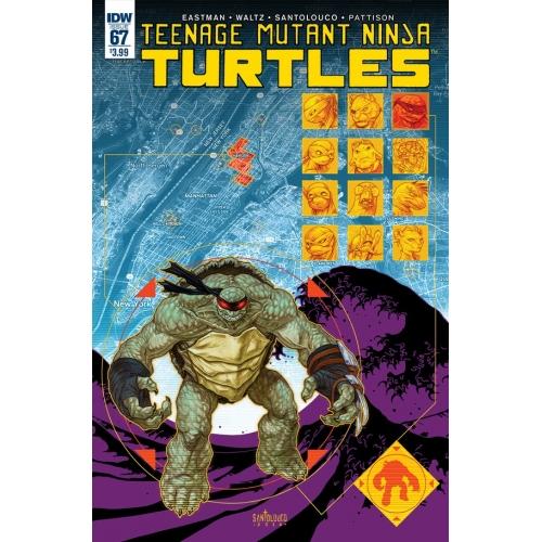 Teenage Mutant Ninja 67 (VO)