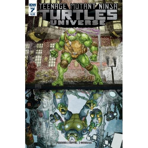 Teenage Mutant Ninja Turtles Universe 7 (VO)