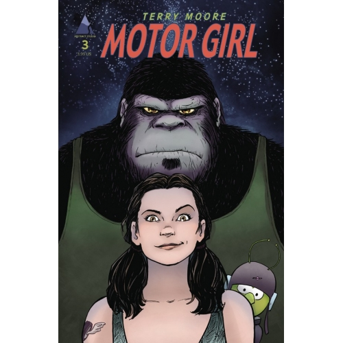 Motor Girl 3 (VO) Terry Moore