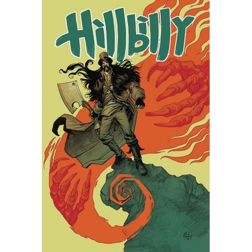 Hillbilly 8 (VO) Eric Powell