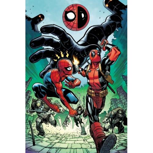 Spider-Man / Deadpool 14 (VO)