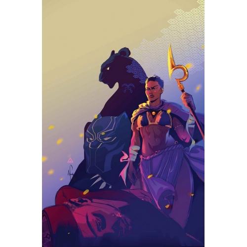 Black Panther World of Wakanda 4 (VO)