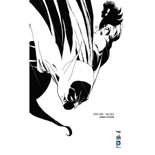 Batman : Amère Victoire N&B Ed. 75 ans (VF)