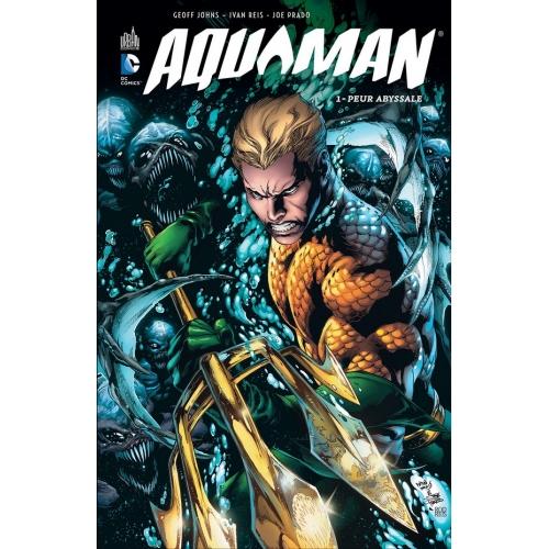Aquaman Tome 1 (VF)