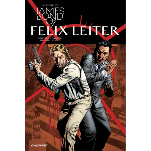 JAMES BOND: FELIX LEITER 2 (VO)