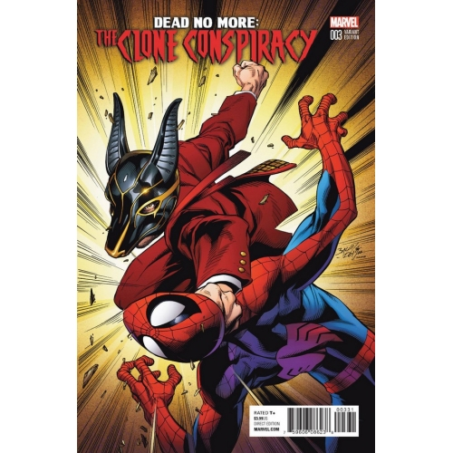 Spider-Man : The Clone Conspiracy 3 (of 5) Bagley Variant (VO)