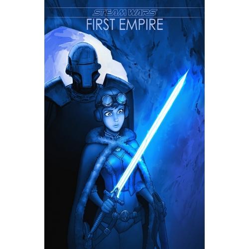 Steam Wars : First Empire 4 (VO)