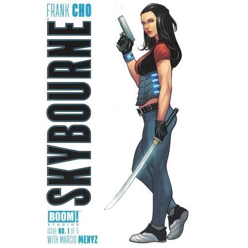 Skybourne 1 Frank Cho Variant (VO)