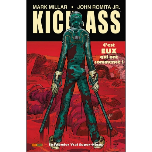 Kick-Ass Tome 1