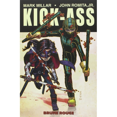 Kick-Ass Tome 1