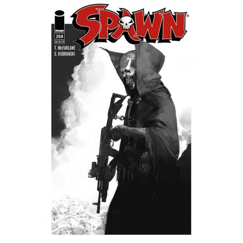 Spawn 268 Variant Cover (VO)