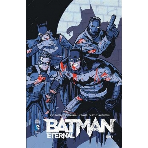 Batman Eternal Tome 4 (VF)