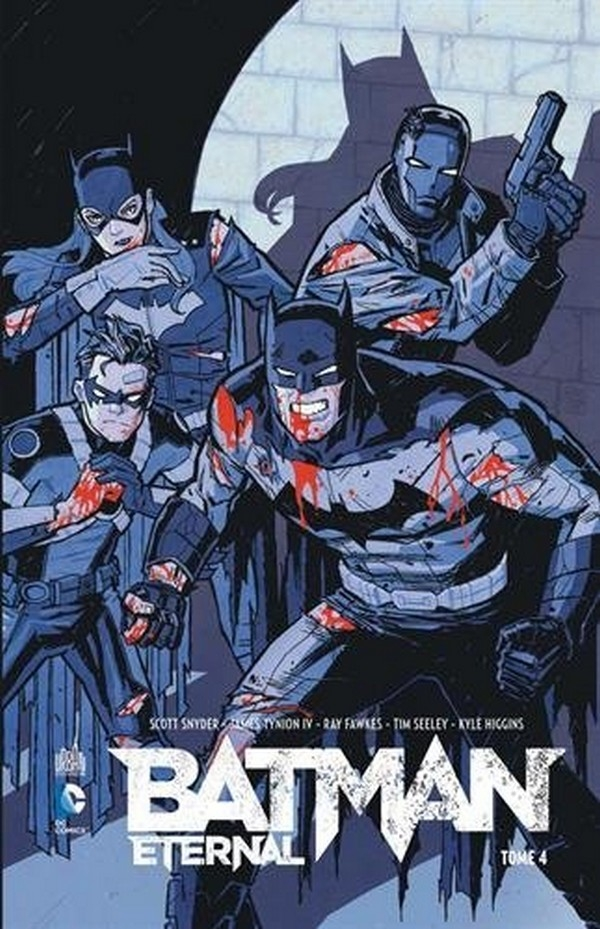Batman Eternal Tome 4 (VF)