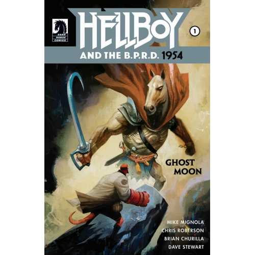 Hellboy and the B.P.R.D.: 1954—Ghost Moon 1 (of 2) (VO)