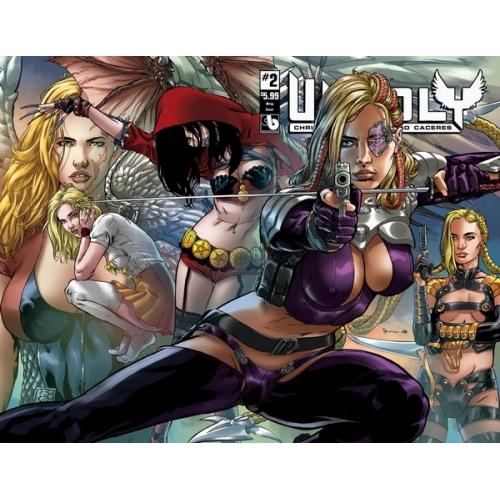 Unholy 2 Wrap Cover (VO)