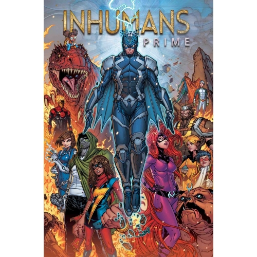 Inhumans Prime 1 (VO) One-Shot