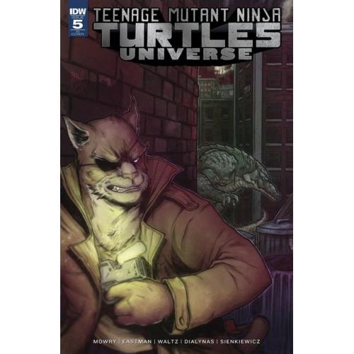 Teenage Mutant Ninja Turtles Universe 5 (VO)