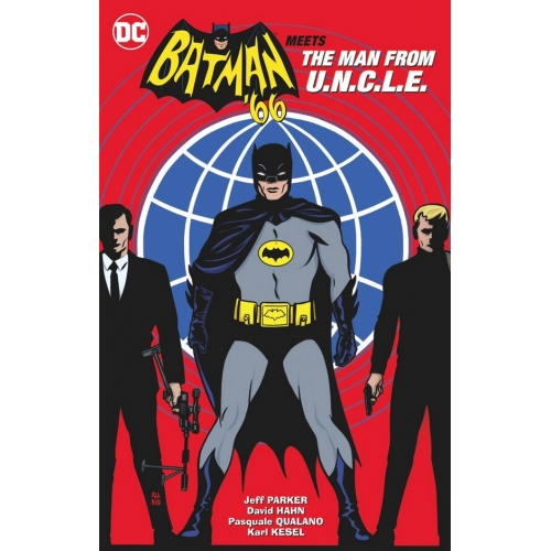 BATMAN '66 MEETS THE MAN FROM U.N.C.L.E. TP (VO)