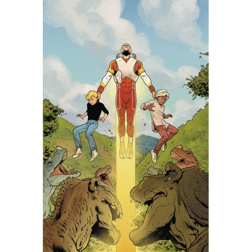 ADAM STRANGE/FUTURE QUEST ANNUAL 1 (VO)