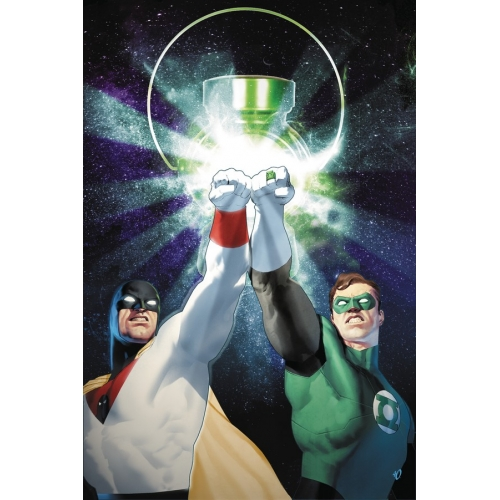 GREEN LANTERN/SPACE GHOST ANNUAL 1 (VO)