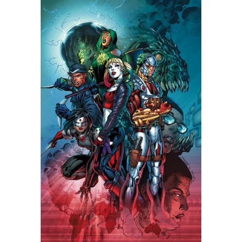 Suicide Squad 1 Director's Cut(VO) Jim Lee